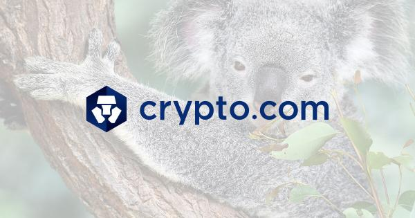 Crypto.com awarded license to issue debit cards in Australia